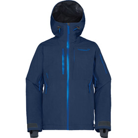 Norrøna Junior Lofoten Gore-Tex PrimaLoft Jacket Indigo Night